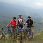 Bicycle to remote area tours