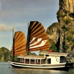 Ha Long private cruise – Paloma Family