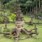 Laos buddha