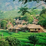 North West Vietnam discovery