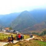 Sapa trekking in different ways