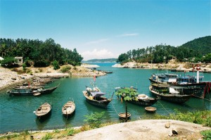 Discovering the Cham Island 1