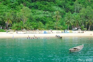 Discovering the Cham Island