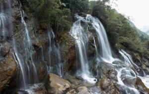 Waterfalls Sapa