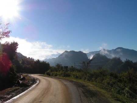Binh Lu Valley