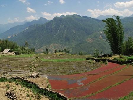 Hau Thao Village, Sapa Vietnam