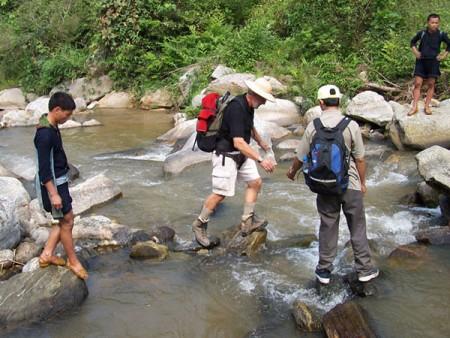 Hidden Trails Hiking along Hoang Lien National Park