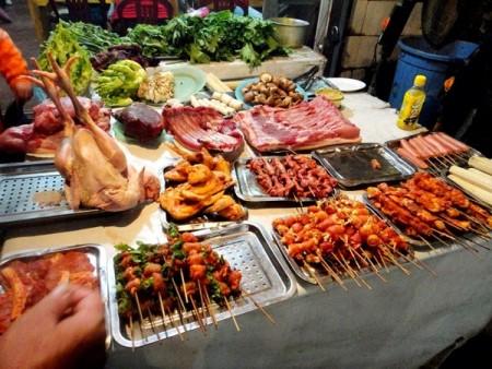 Sapa food tour