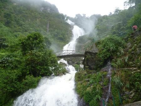 Silver Waterfall in Sapa