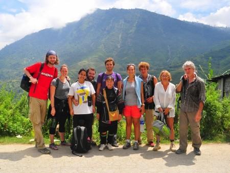Trekking Muong Hoa Valley